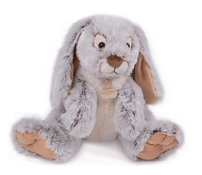 Plyšový zajačik Elliot - Histoire D´Ours (40 cm)