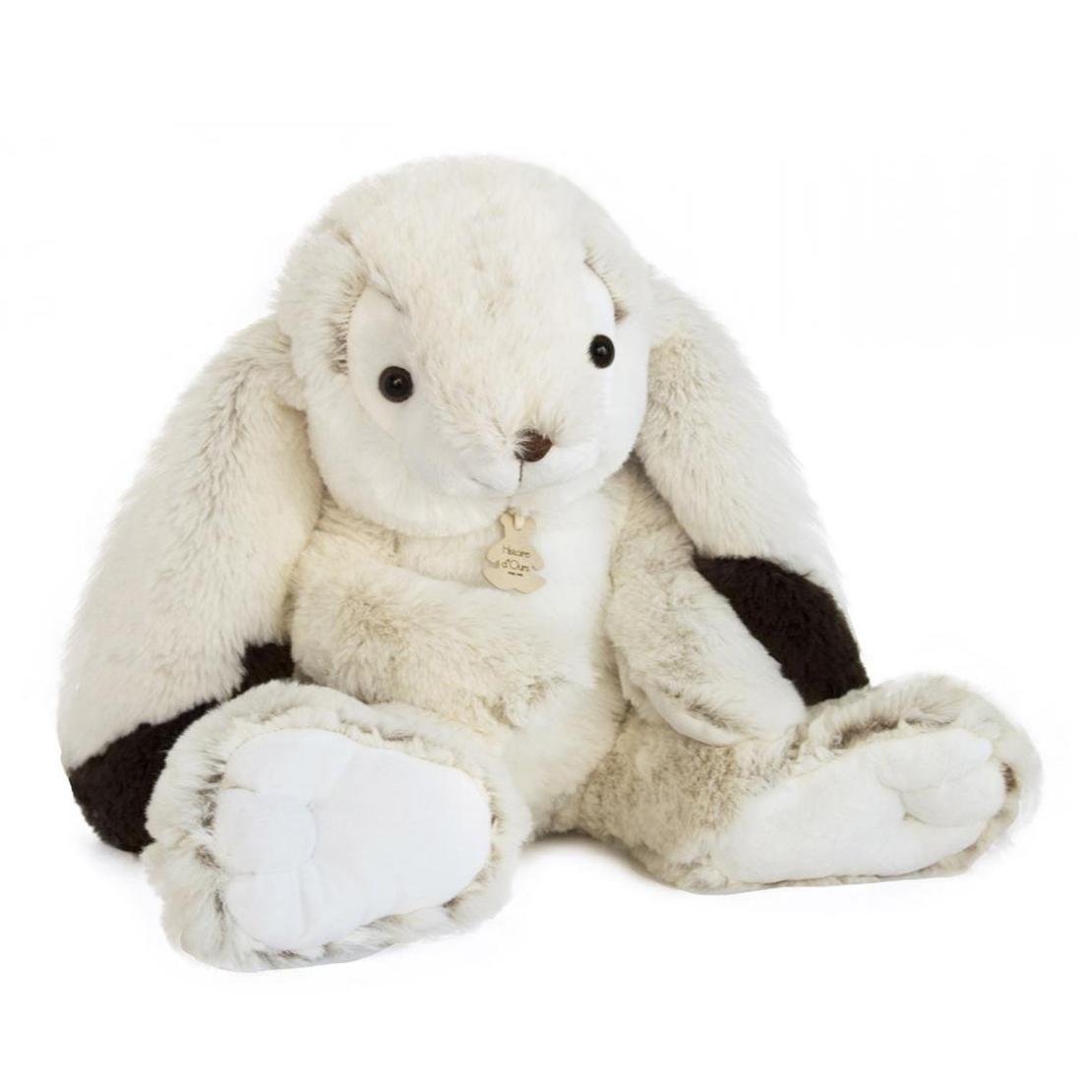 Plyšový zajačik Softy v škatuľke - Histoire D´Ours (40 cm)