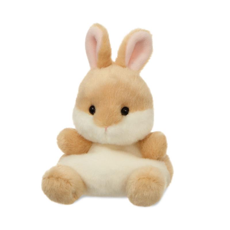 Plyšový zajko Ella - Palm Palms - 12 cm