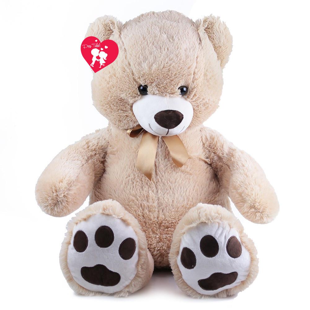 Veľký plyšový medveď Fido - 100 cm