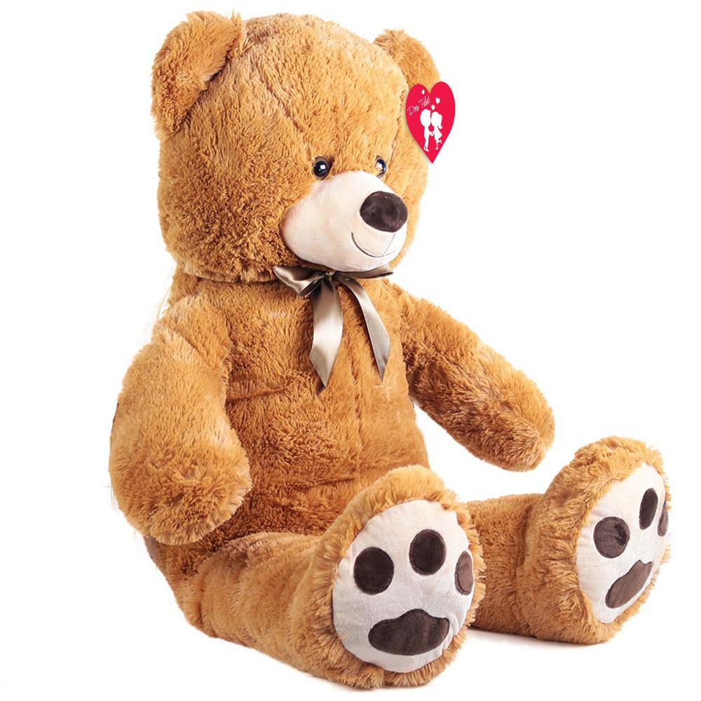 Veľký plyšový medveď Kubo - 100 cm