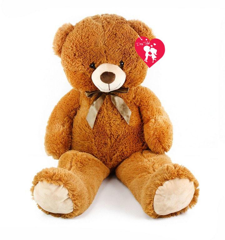 Veľký plyšový medveď  - 90 cm