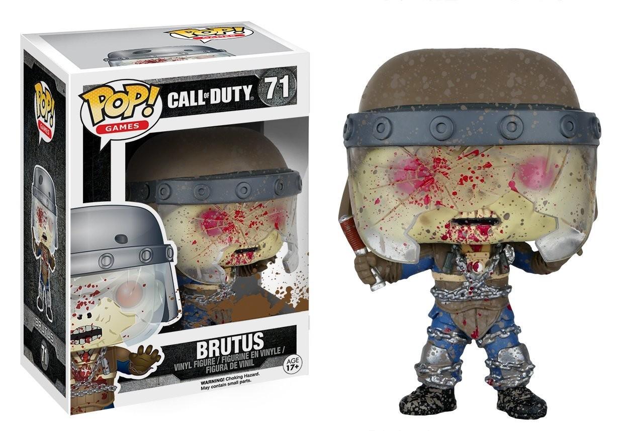 Vinylová figurka Funko POP Brutus - Call of Duty (10 cm)