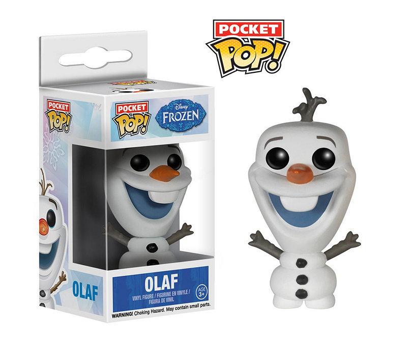 Vinylová figurka Funko Pop - Olaf - Frozen (5 cm)