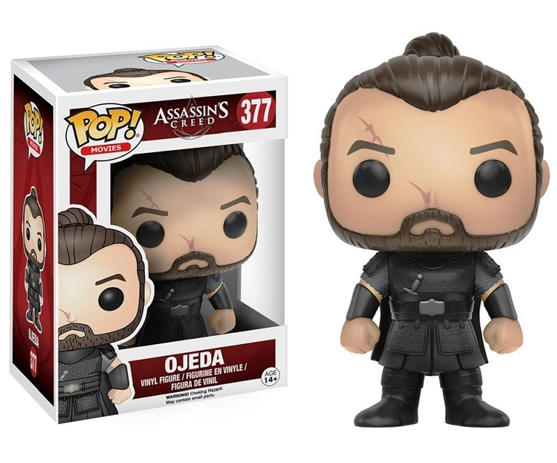 Vinylová figúrka Funko POP Ojeda - Assasssin´s Creed (10 cm)