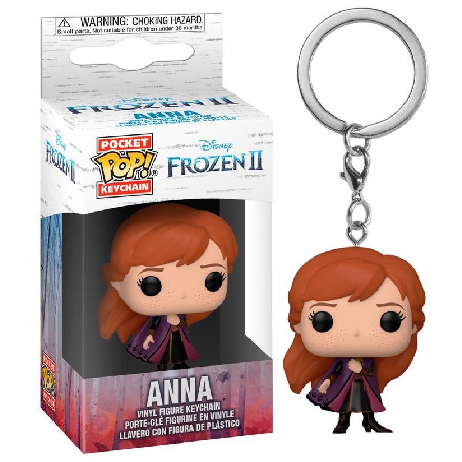 Vinylový přívěsek Anna - Funk Pop v krabičce - Frozen 2