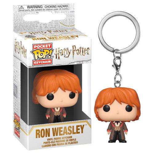 Vinylový přívěsek Ron Weasley - Harry Potter - Funk Pop v krabičce