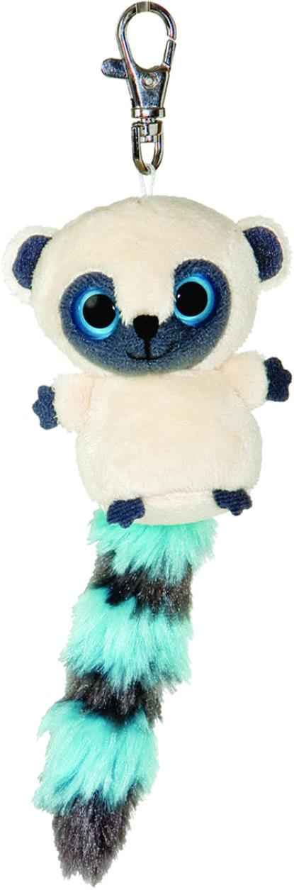 Plyšový YooHoo modrý – kľúčenka (7,5 cm)