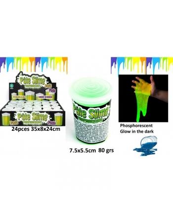 Sliz svietiaci  v tme (7,5 cm)