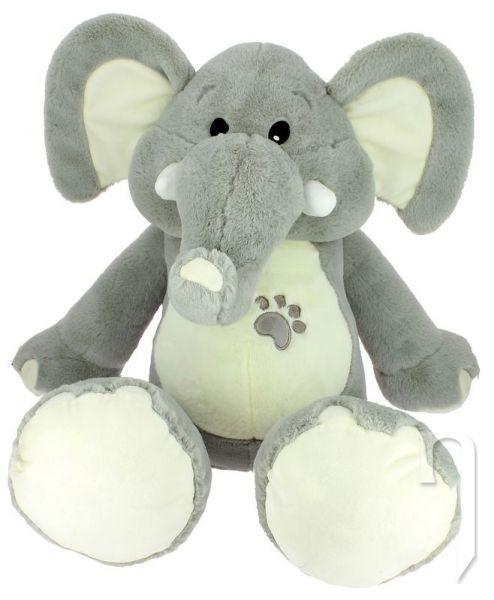 Plyšový sloník - Piernas 25 cm