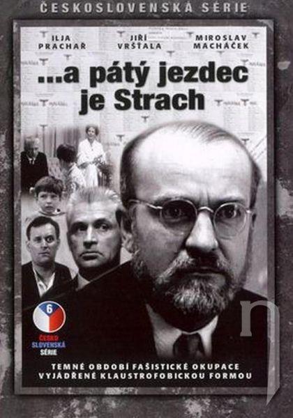 DVD Film - ...a pátý jezdec je Strach
