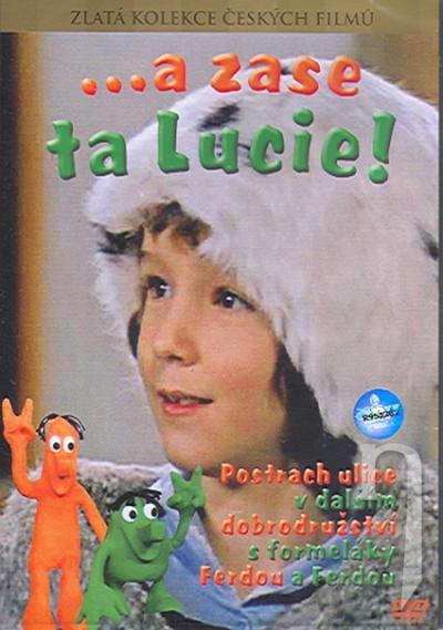 DVD Film - ...a zase ta Lucie!