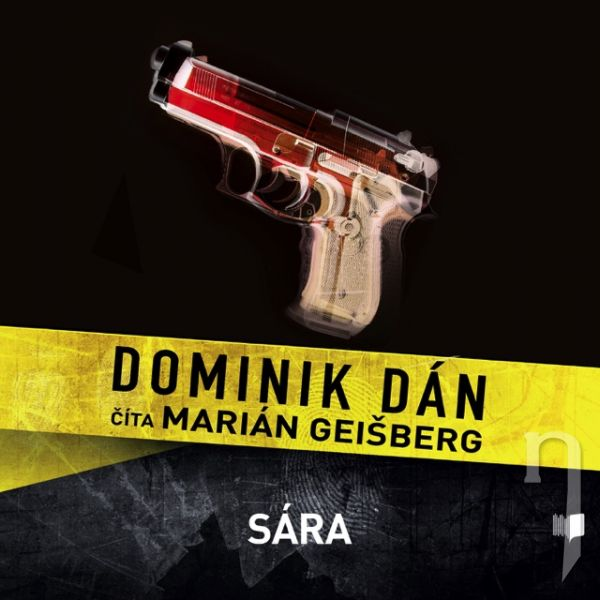 CD -  DOMINIK DÁN / ČÍTA MARIÁN GEIŠBERG SÁRA (MP3-CD)