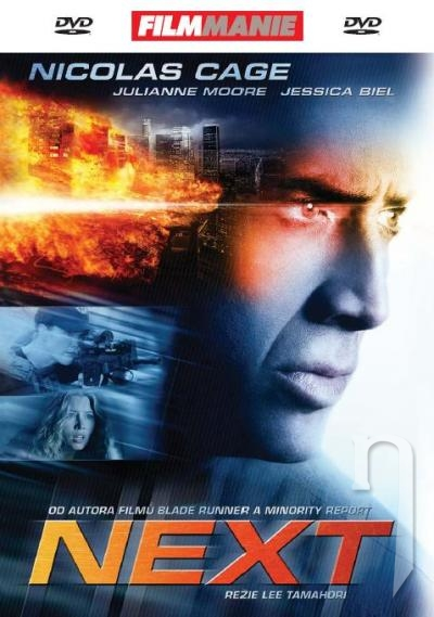 DVD Film - ´´Next´´