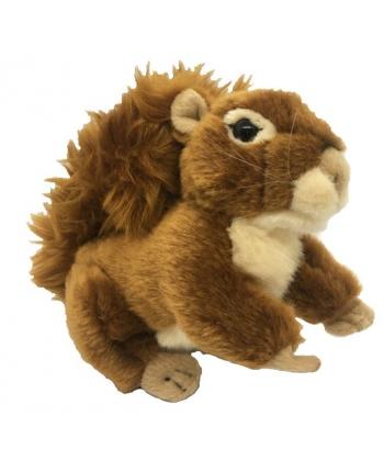 Plyšová veverička - Authentic Edition - 17 cm  -