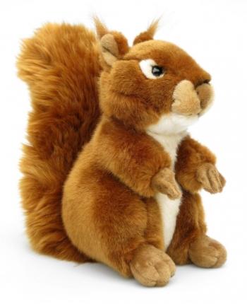 Plyšová veverička - Authentic Edition - 23 cm