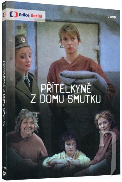DVD Film -  Přítelkyně z domu smutku (2 DVD)