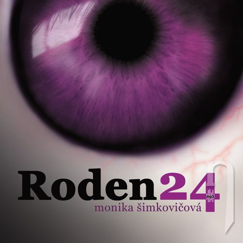 CD -  ŠIMKOVIČOVÁ MONIKA RODEN24 (MP-CD)