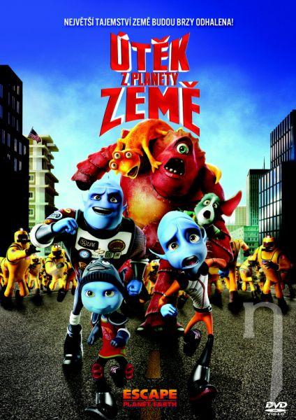 DVD Film - Útek z planéty Zem