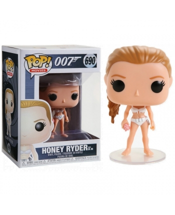 Vinylová figúrka Funko POP -  Honey Ryder - 007 Dr. No - 10 cm