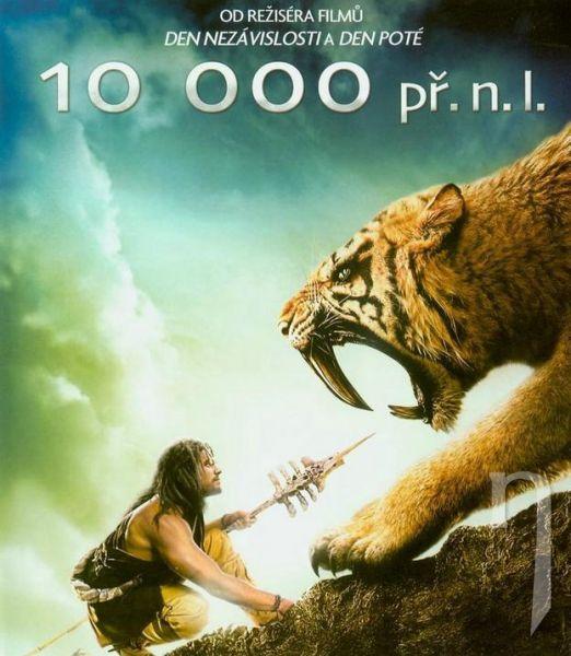 BLU-RAY Film - 10 000 př. n. l. (Bluray)