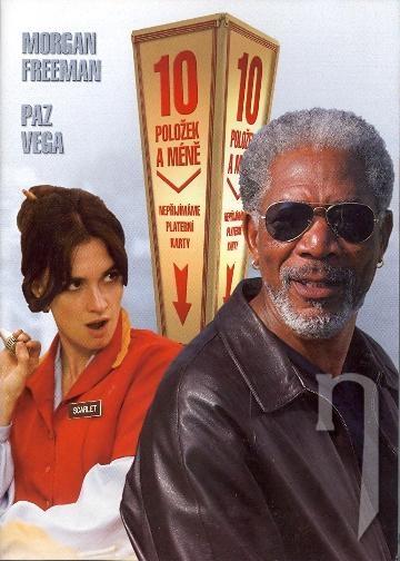 DVD Film - 10 položiek a menej (papierový obal)