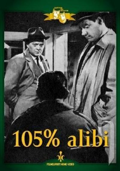 DVD Film - 105% alibi (digipack) FE