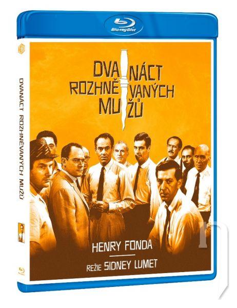 BLU-RAY Film - Dvanáct rozhněvaných mužů