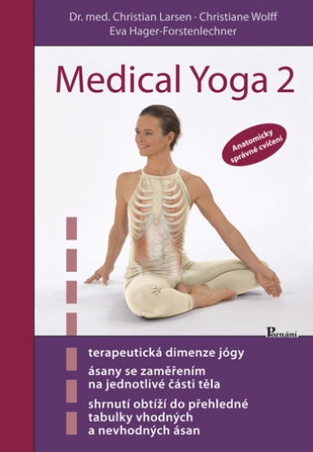 Kniha - Medical Yoga 2