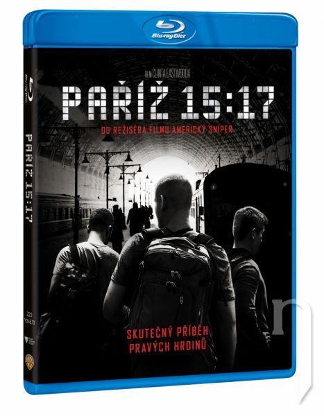 BLU-RAY Film - Paríž 15:17