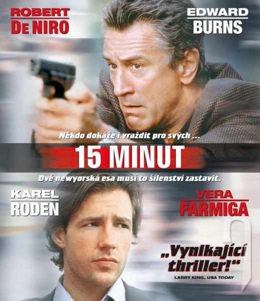 BLU-RAY Film - 15 minut