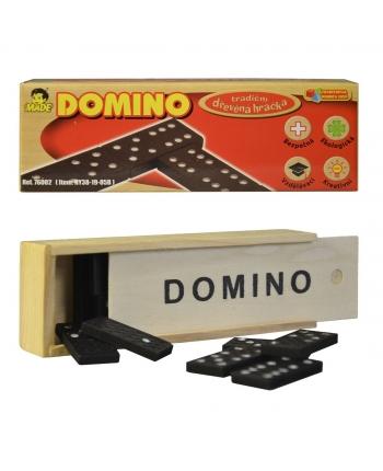 Domino drevené