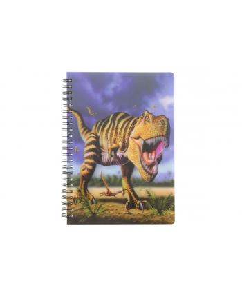 Zápisník A5 T-Rex 21cm