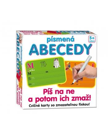 Hra písmená abecedy