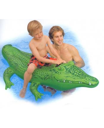 Nafukovací krokodíl 168x86cm