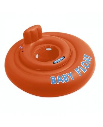 Nafukovací kruh baby červený 76cm