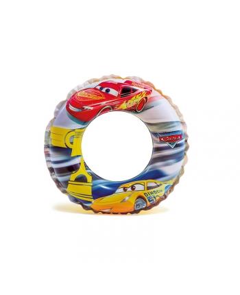 Nafukovací kruh Cars 51cm
