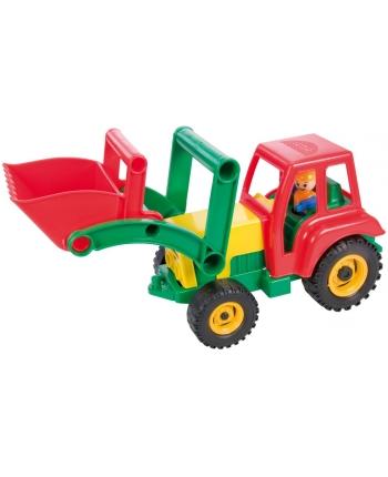 Aktívny traktor s lyžicou 35cm