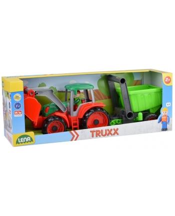 Truxx traktor s prívesom