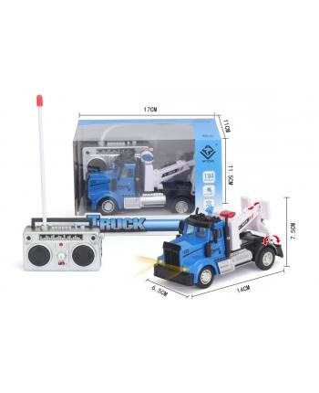 Auto truck odťahovka RC 1:64