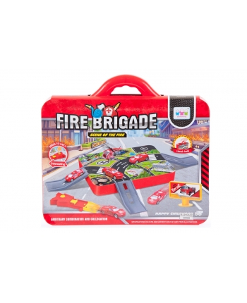 Set požiarny v kufríku 25x22cm