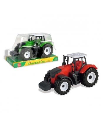 Traktor na zotrvačník 10x20x9cm