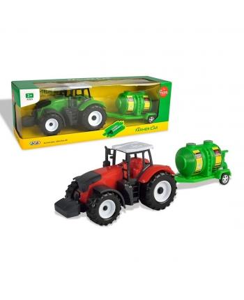 Traktor s prívesom na zotrvačník 35cm