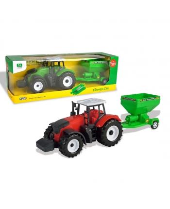 Traktor so strojom na zotrvačník 35cm