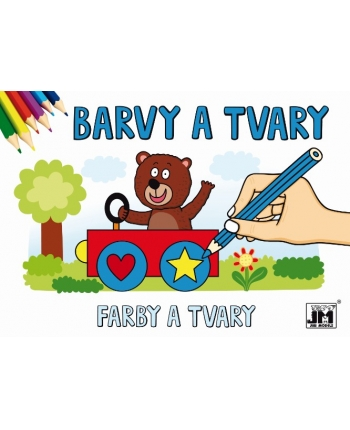 A5 - Farby a tvary