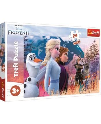 Puzzle 24 Maxi Frozen 2