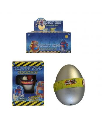 Vajíčko s robotom 12ks v dbx