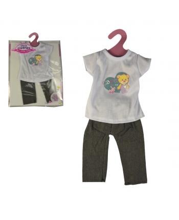 Oblečenie pre bábiky 30cm