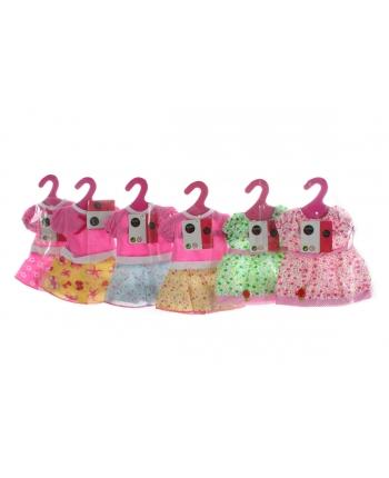 Oblečenie pre bábiku 6 druhov, 22cm