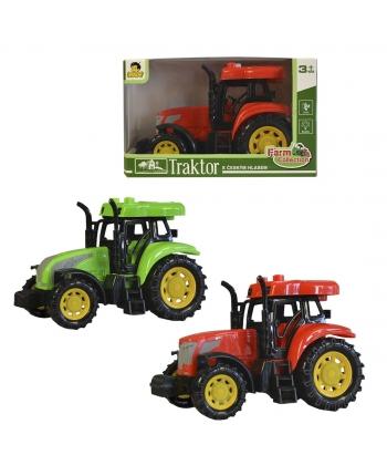 Traktor s CZ,svetlo+zvuk, na zotrvač.